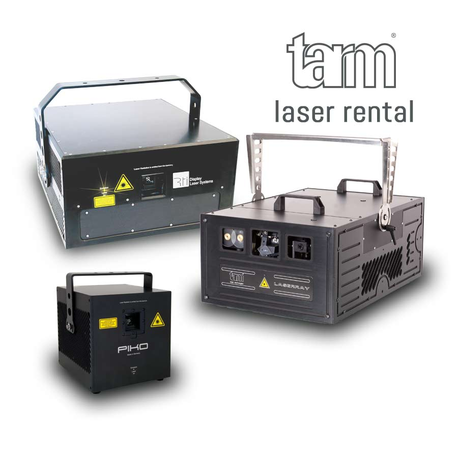tarm laser rental and dry hire